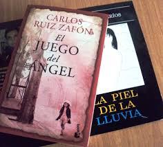 LA CUEVA DE ADULAM: EL JUEGO DEL ÁNGEL (Carlos Ruiz Zafón) Reseña ...
