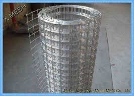Professional Stainless Steel Welded Wire Mesh Panels High Tensile Wire Fence Panels