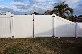 Vinyl Fence Products From All Star Fence Maintenance Free Fencing Solutions