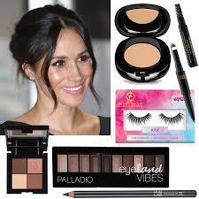get meghan markle s makeup look this