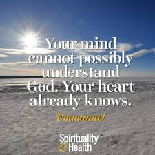 emmanuel on understanding god spirituality health