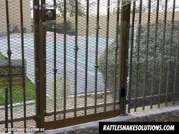 Why February Is The Best Time To Have A Snake Fence Installed