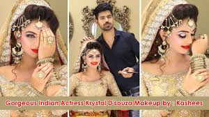 kashees makeup artist saubhaya makeup