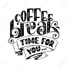 hand lettering quote sketches for coffee shop or cafe
