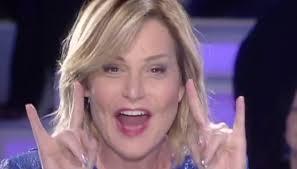 Simona Ventura, corna in diretta appena si parla del figlio e ...