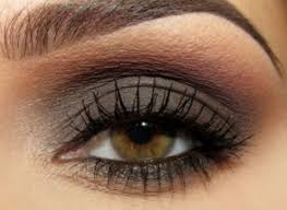 how to do eye makeup for hazel eyes