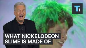 nickelodeon s famous slime recipe has