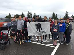 wounded warrior project for turkey trot 5k