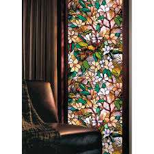 Winston Porter Magnolia Window Decal Reviews Wayfair