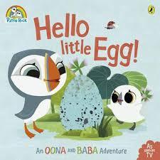 Puffin Rock Hello Little Egg An Oona And Baba Adventure Walmart Com Walmart Com