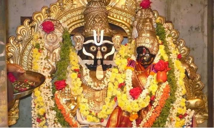 "Image result for Sri Malyadri Lakshmi Narasimha Swamy Temple photos"""