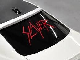 Automotive Slayer Black Bands Automotive Decal Bumper Sticker Decals Bumper Stickers Automotive