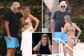 Flavio Briatore, 69, dating law student Bernadetta Bosi… who is 49 ...