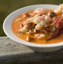 Lobster Chowder - Dining and Cooking