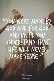 life quotes inspiration you were made by god omg quotes