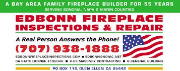 edbonn fireplace inspections and repair