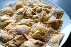 recipe homemade ricotta ravioli with