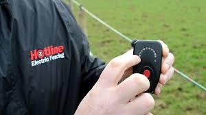 Hotline Electric Fence Tester Kv10 Youtube