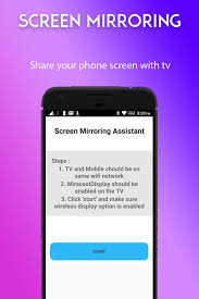 screen mirroring for sony bravia for