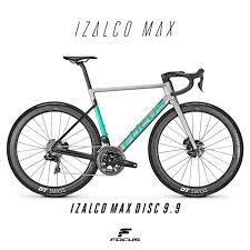 Focus เปิดตัว Izalco Max 2019