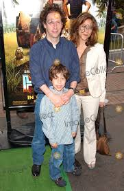 """Photos and Pictures - Tim Blake Nelson and family at the premiere of  """"Hoot"""". The Grove Theatre, Los Angeles, CA. 04-15-06"""