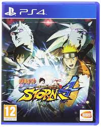 Amazon.com: Naruto Shippuden: Ultimate Ninja Storm 4 (PS4): Video Games