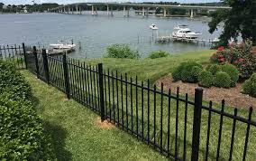 Aluminum Fence Photos Arnold Baltimore Glen Burnie Columbia Md