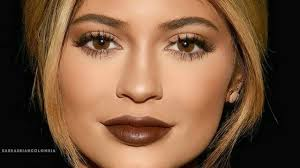 kylie jenner fall makeup tutorial 2016