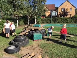 OPAL (Outdoor Play and Learning) - Wyke Primary School