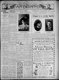 Deseret evening news. [volume] (Great Salt Lake City [Utah]) 1867-1920,  August 14, 1909, Last Edition, Page 5, Image 5 « Chronicling America «  Library of Congress