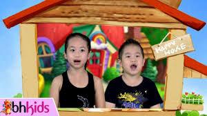 Cả Nhà Thương Nhau - Bài Hát Thiếu Nhi Vui Nhộn Cho Bé - YouTube