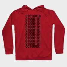 reeeeeeeee in binary code npc talk
