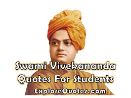 swami vivekananda quotes for students youth quotation on