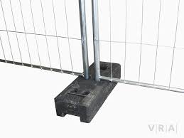 Temp Fence Base Smiths Hire