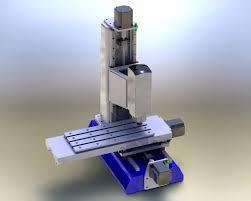 benchtop machines diy benchtop mill build