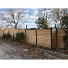 New Home Depot Metal Fence Post Pictures