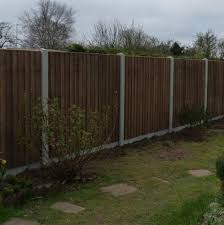 18001830febpanelbrown Heavy Duty Fence Panel Feather Edge Boarded 11 Jpg Fence Panels Fence Design Closeboard Fence Panels