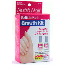 nutra nail mineral collection power