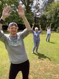 Judi Dench Says Filming TikTok Videos ...