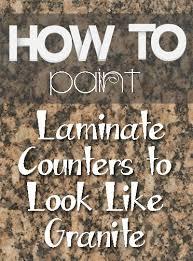 laminate countertop makeovers