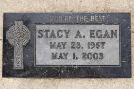 Stacy A. Egan (1967-2003) - Find A Grave Memorial