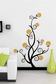 Wall Decals Arbor Zen Walltat Com Art Without Boundaries Simple Wall Paintings Room Wall Painting Wall Painting Decor