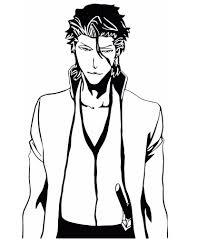 Bleach Aizen Sousuke Anime Decal Kyokovinyl