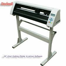 24 Redsail 720c Vinyl Cutter Plotter Sticker With Contour Cut Software For Sale Online Ebay