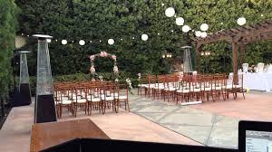 franciscan gardens wedding dj hd video