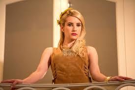 Emma Roberts Maintains Scream Queens ...