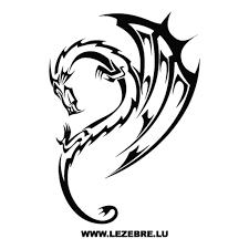 Dragon Sticker 46