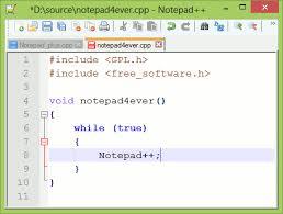 Notepad++ Crack + Linux Free Download [MAC]