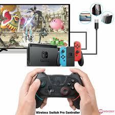 Tay cầm điều khiển chơi game không dây cho máy Nintendo Switch