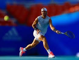 Rafael Nadal Practice at ATP Acapulco 2020 - Tennis Shot